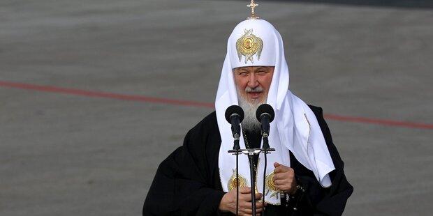 Papst Franziskus trifft Patriarch Kyrill