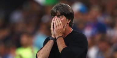 Frankreich kickt sich mit 2:0 gegen Deutschland ins Finale!