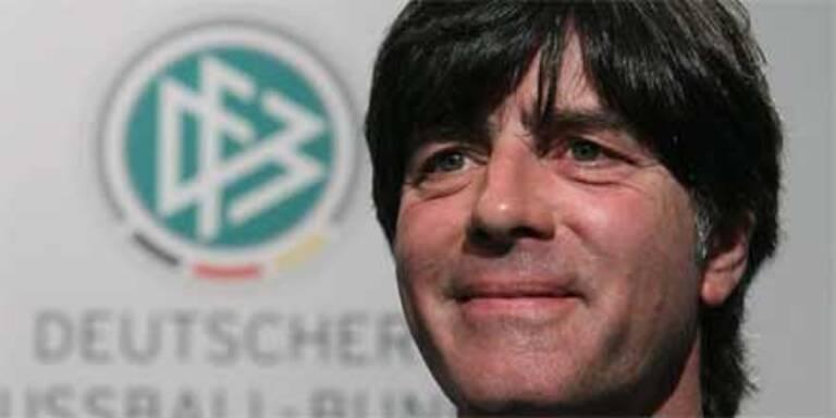 Löw bleibt bis 2014 Teamchef