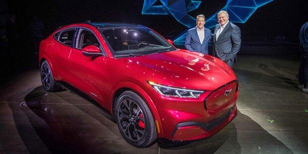 LA Auto Show zwischen Elektro-Hype & SUV-Fieber