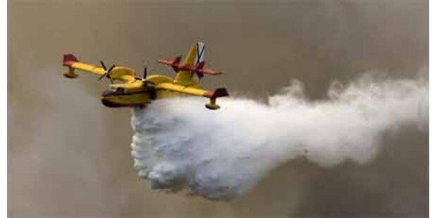 Waldbrände auf Kanareninsel La Palma