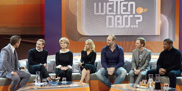 Austro-Show bei Markus Lanz