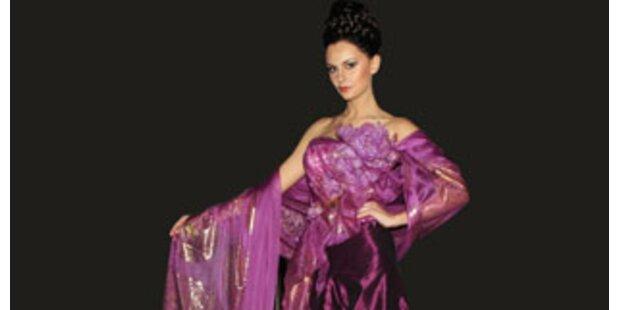 Haute-Couture-Designer entwirft für Hofer