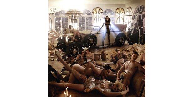 Skandal-Fotograf knipst Maybach-Orgie