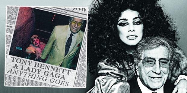 Gaga & Bennett zeigen Single