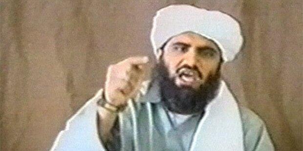 Schuldspruch für Bin Ladens Schwiegersohn