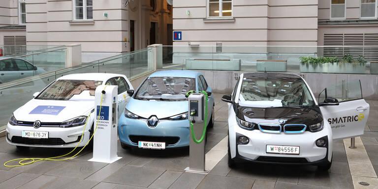 """Die E-Mobilität """"kommt mit Macht"""""""