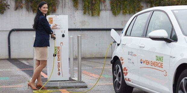 E-Autos: Wien Energie plant kWh-Tarife