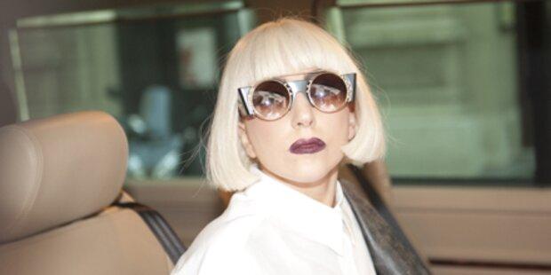 Lady Gaga ist sauer auf Schnee in Paris