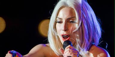 Bühnen-Comeback für Lady Gaga