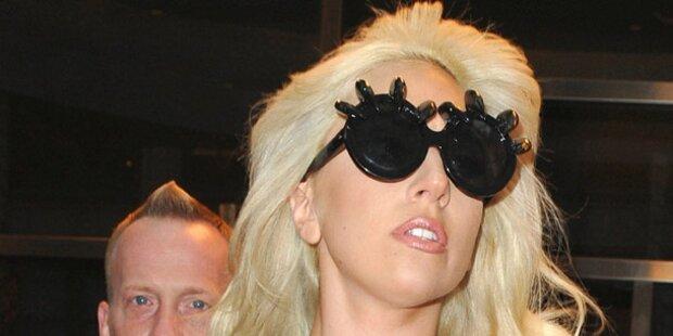 Twitter: Lady Gaga knackte 20-Mio.-Marke