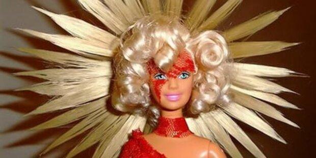 Lady Gaga wird zur Barbie-Puppe