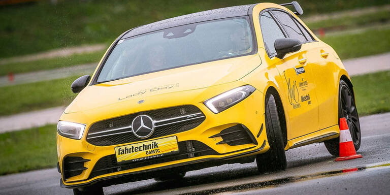 Österreichs beste Autofahrerin gesucht