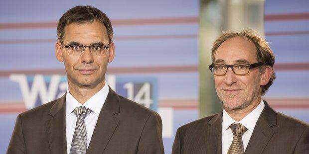 Vorarlberger VP verhandelt mit Grünen