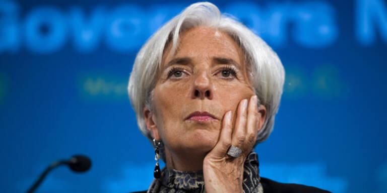 Ermittlungsverfahren gegen IWF-Chefin