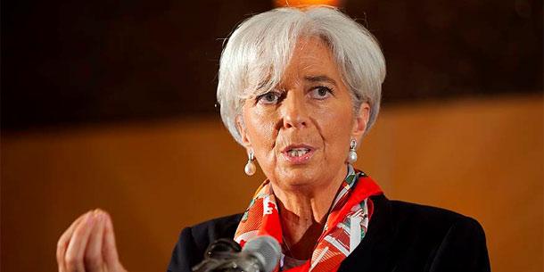 Christine Lagarde (IWF)