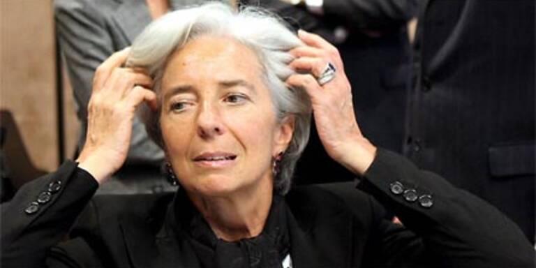 Lagarde vor Kandidatur für IWF-Vorsitz