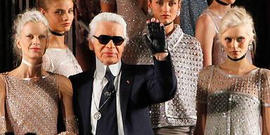 Karl Lagerfeld für Chanel