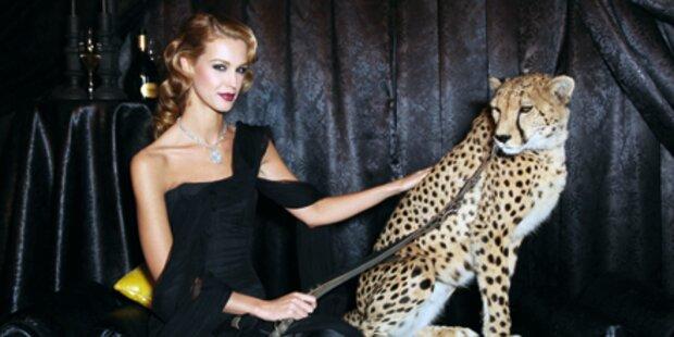 Lagerfelds Muse vor Hochzeit in Wien