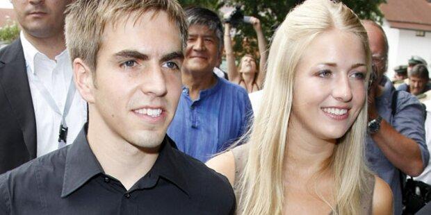 Philipp & Claudia Lahm: Ihr Baby ist da!