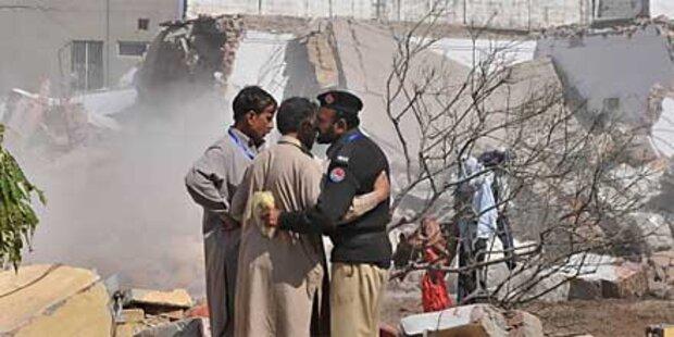 Selbstmordanschläge in Lahore - 48 Tote