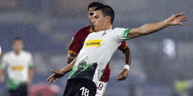 Gladbach & Wolfsburg jeweils mit Remis