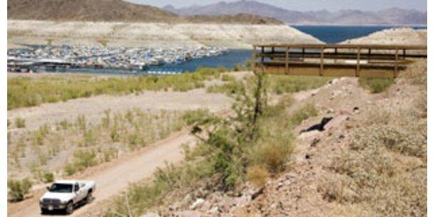 Las Vegas könnte in 13 Jahren das Wasser ausgehen