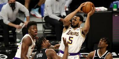 Klare Lakers-Pleite im Stadtduell gegen Clippers