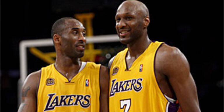 Lakers, Celtics am Weg ins Finale