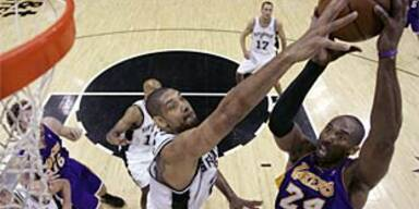 lakers spurs