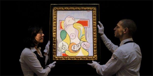 Knapp 30 Mio  für Picassos