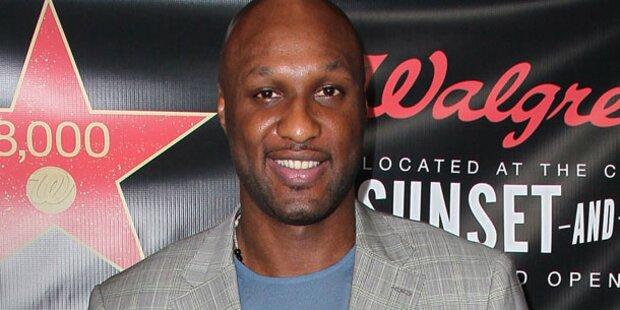 Lamar Odom checkt in Entzugs-Klinik ein