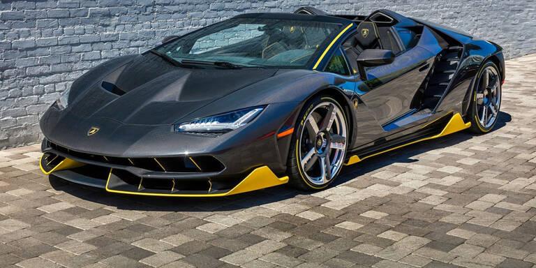 Lamborghini-Rückruf betrifft teuerste Modelle