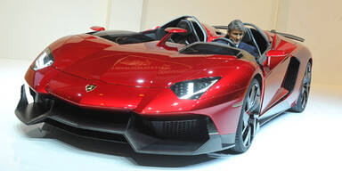 Fotos vom Genfer Autosalon 2012 Teil 1