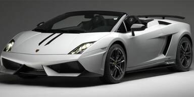 Lamborghini schneidet den Superleggera auf