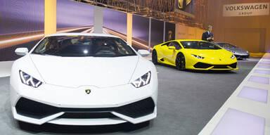 Highlights des Genfer Autosalon 2014