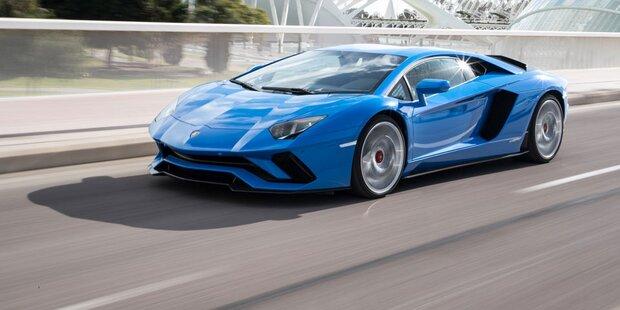 Lamborghini schafft neuen Allzeitrekord