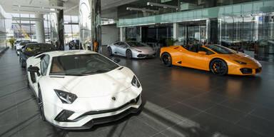 VW dementiert Verkauf von Lamborghini