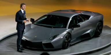 Supersportwagen für eine Million Euro