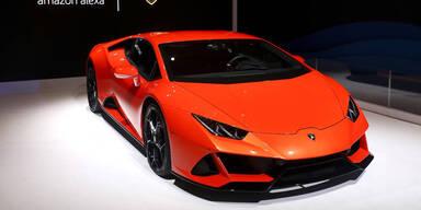 Mann kaufte mit Corona-Hilfe einen 318.000 € teuren Lamborghini