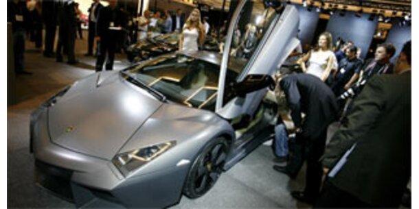 Lamborghini fährt fette Gewinne ein