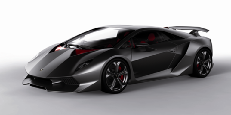 Kohlefaser-Lamborghini