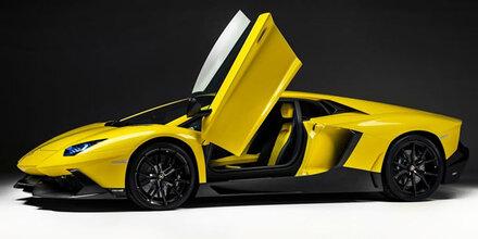 Das ist der Lamborghini Aventador LP 720-4