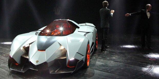 Lamborghini Egoista Der Irrste Lambo Aller Zeiten