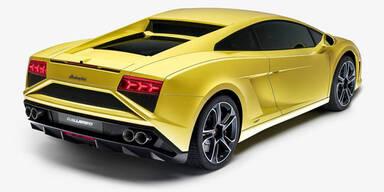 Lamborghini schärft den Gallardo nach