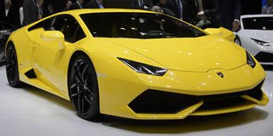 Lamborghini Huracan: Preis steht fest