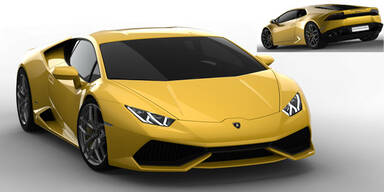 Alle Infos vom neuen Einstiegs-Lamborghini