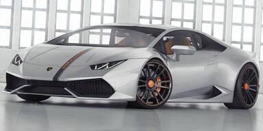 Lamborghini Huracan mit satten 850 PS