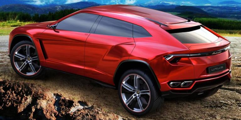 Neue Infos vom Lamborghini-SUV