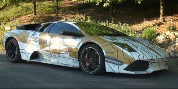 Lamborghini Murcielago LP640 im Star Wars-Look